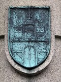 Image for Hamburg-Wappen an dem Billwerder Gedenkstein - Hamburg, Germany