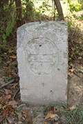 Image for JU3913 Boundary Monument 80 Del Md -- Elkton MD