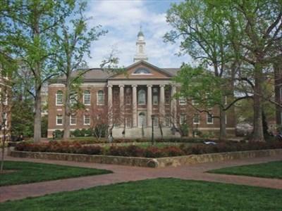 Manning Hall -- University of North Carolina Chapel Hill