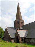 Image for Church of St Nicholas - Medieval Steeple - Grosmont, Gwent, Wales