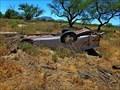 Image for Abandoned Car - Amado, AZ