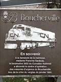 Image for En souvenir de la crise du verglas - Boucherville, Québec