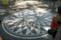 Image for John Lennon Memorial, Central Park, New York