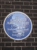 Image for Sir Richard Arkwright - Industrialist & Inventor