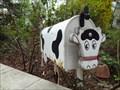 Image for Kuh-Briefkasten / Cow mailbox - St. Andrä-Wördern, Austria