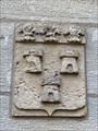 Image for Blason de la ville de Tours, Rue du Commerce - France
