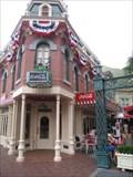 Image for Coca Cola Refreshment Corner - Disneyland, CA