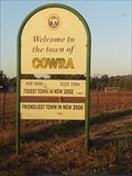 Image for Cowra, NSW, Australia, Pop 9500