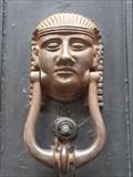 Image for Dennis Severs House Door - Spitalfields, London, UK