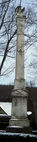 Image for Civil War Monument - Franklin, PA