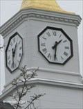 Image for Green Hall Clock - University of Rhode Island Main Campus - South Kingstown, RI