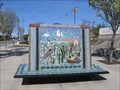 Image for Alviso Branch Library  mural - Alviso, CA