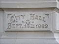 Image for 1889 - City Hall, San Antonio, TX