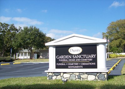 Garden Sanctuary Funeral Home And Cemetery Seminole Fl