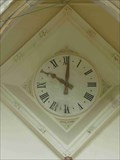 Image for Clock, The Old Court House, Wolverley, Worcestershire, England