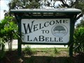 Image for City of LaBelle, Under the Oaks Since 1925 - LaBelle, Florida, USA