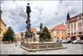 Image for Kašna se sochou Sv. Floriána / Fountain with a statue of St. Florian - Duchcov (North-West Bohemia)