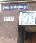 Image for Clock on Lotto, Glockenhofstrasse 58 - Nürnberg, Germany