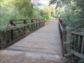 Image for Footbridge along Mehraban Wetlands Trail - Draper, Utah USA