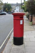 Image for Victorian Post Box - Trevanion Road, London, UK