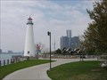Image for Tri-centennial Park Harbor Light - Detroit, MI