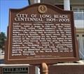 Image for City of Long Beach Centennial 1905-2005 - Long Beach, MS
