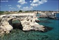 Image for Limestone arch at Torre Sant'Andrea (Salento, Apulia, South Italy)