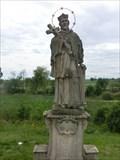 Image for St. John of Nepomuk // sv. Jan Nepomucký - Tavíkovice, Czech Republic