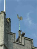 Image for Cockerel Weathervane, Waltham Abbey Church, England