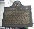 Image for Restoring The Line  – GHM 044-41 – DeKalb Co., GA