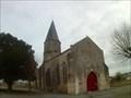 Image for Eglise de la Nativité de la Sainte-Vierge - Mazeray (Nouvelle Aquitaine), France
