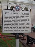 Image for Sgt. Elbert L. Kinser 1C 71