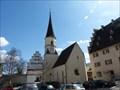 Image for Katholische Burgkapelle St. Ägidius - Wasserburg, Lk Rosenheim, Bavaria, Germany