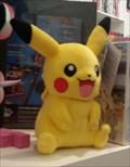 Image for Pikachu, Azu manga - Tours, Centre