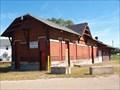 Image for Circleville (C&MV/Scioto Valley) depot - Pickaway County, Ohio