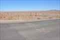 Image for Nevada/California Border on Bell Vista Road/Bob Ruud Memorial Highway