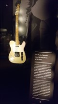 Image for Dave Davies' (of The Kinks) 1956 Fender Telecaster - Seattle, WA