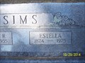 Image for 100 - Estella Sims - Pineville, MO