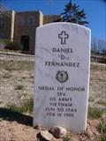 Image for Specialist Fourth Class Daniel D. Fernandez - Santa Fe, NM