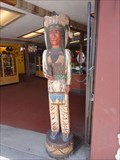 Image for Capistrano Trading Post Cigar Store Indian  -  San Juan Capistrano, CA