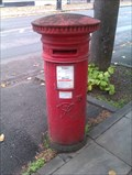 Image for Victorian Pillar Box, Watton and Charles Street - Brecon, Powys