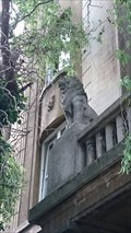 Image for Lions on a balcony