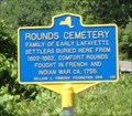 Image for ROUNDS CEMETERY - Lafayette, New York