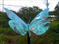 Image for Painted Butterfly - Tourist Information Center - Davenport, Florida.