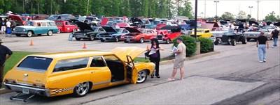 Cruisin Solon - Solon, Ohio - Hot Rod Hangouts and Car Shows