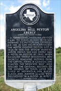 Image for Mrs. Angelina Bell Peyton Eberly
