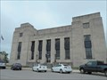 Image for 74820 - U.S Post Office and Courthouse - Ada, OK