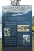 Image for Monument commémoratif de l'Amiral Courbet - Abbeville, France