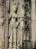 Image for Devata reliefs at Angkor Wat - Cambodia
