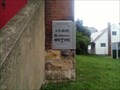 Image for 1845 - Saint John's Ev. Lutheran Church - Connellsville, Pennsylvania